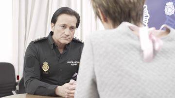 El comisario jefe de la Policía Judicial de Valencia, Vicente Martínez