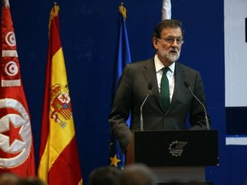 El presidente del Gobierno español, Mariano Rajoy