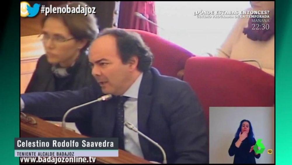 Celestino Rodolfo Saavedra