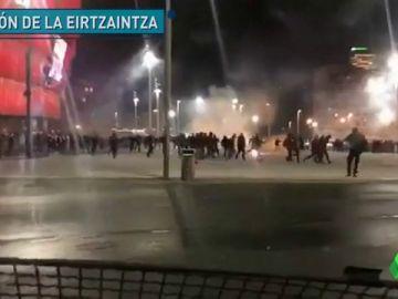 LOS ENFRENTAMIENTOS DESDE DENTRO