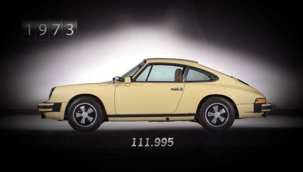 879eecd443 1 millón de Porsche 911 a través de sus 7 generaciones en vídeo ...