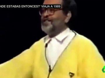Fernando Arrabal Dónde estabas entonces 1989