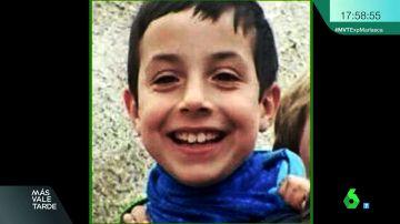 Gabriel, niño desaparecido en Níjar