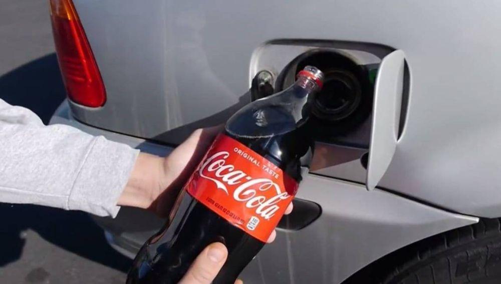 Coca Cola deposito