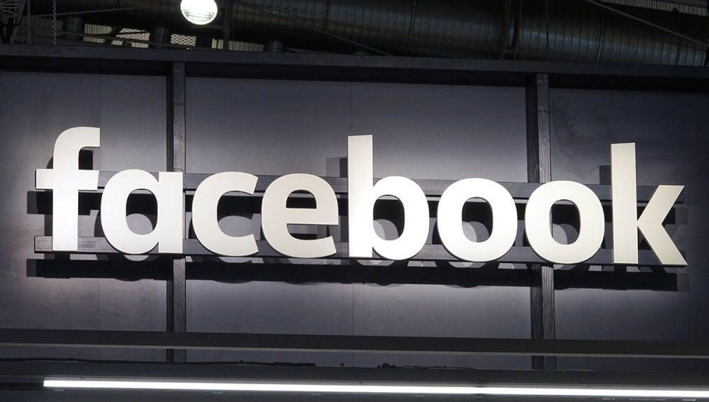 Imagen del logotipo de Facebook