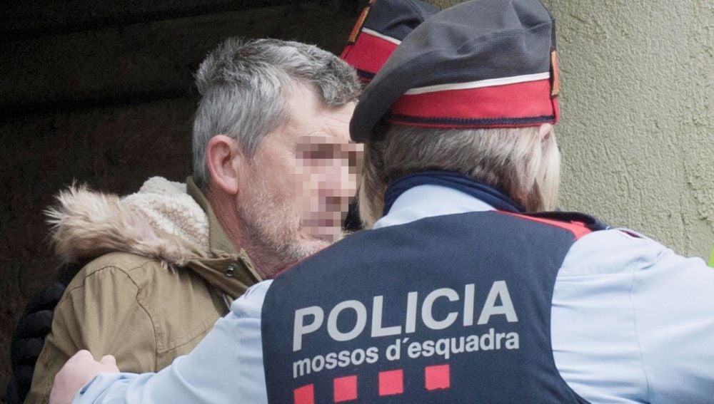 El encarcelado por el crimen de Susqueda, Jordi Magentí