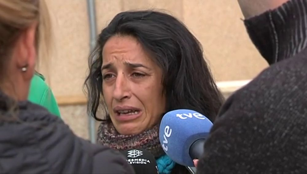 """La madre de Gabriel, el niño desaparecido en Níjar, pide que no se lancen bulos: """"Ruego que nadie diga nada que no sea verdad"""""""