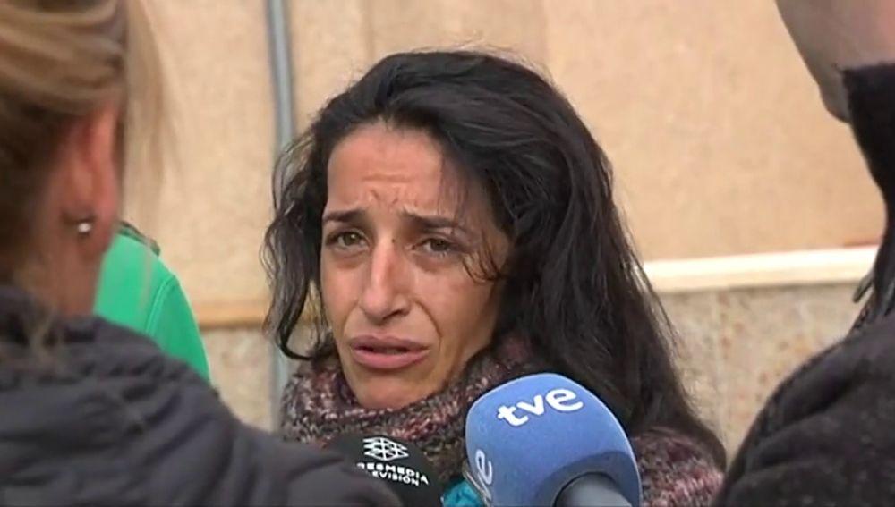 La madre del niño desaparecido en Níjar