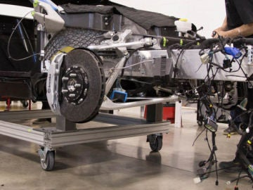 5 curiosidades sobre la producción del Ford GT que probablemente desconocías