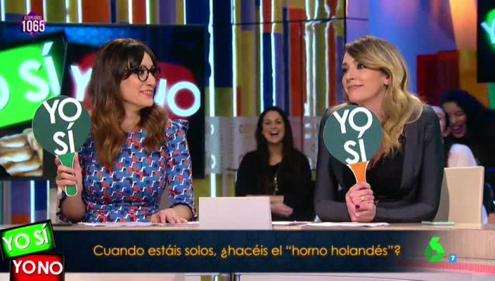 Anna Simon, a favor del 'horno holandés'