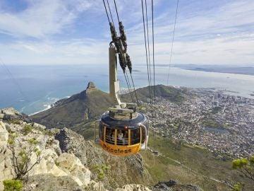 Teleférico Table Mountain