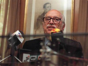 El jurista, abogado, político y pensador republicano Antonio García-Trevijano