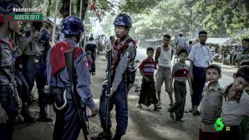Reportaje de Gonzo en la frontera entre Myanmar y Bangladesh