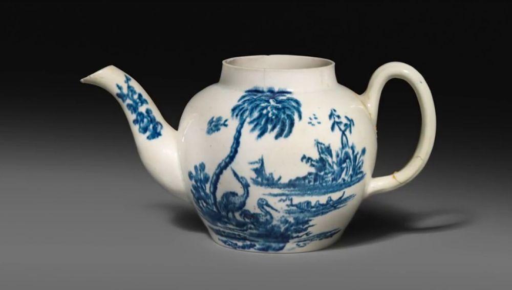 La porcelana más antigua de EEUU
