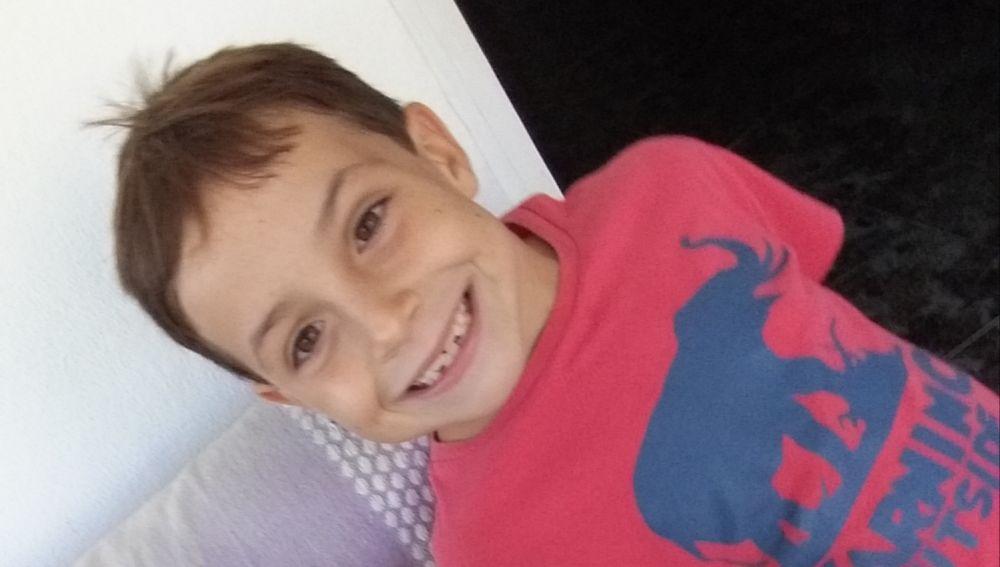Gabriel Cruz, el niño de 8 años desaparecido en Níjar, Almería