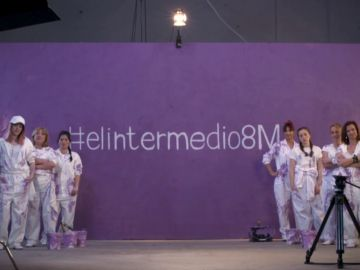 El Intermedio 8M