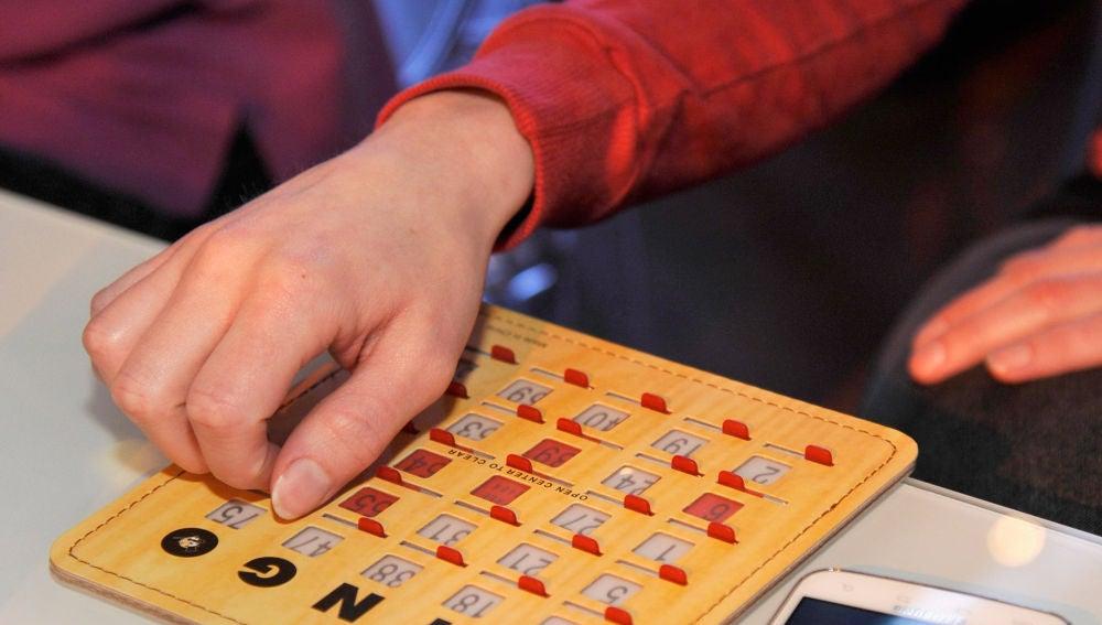 Fui al bingo