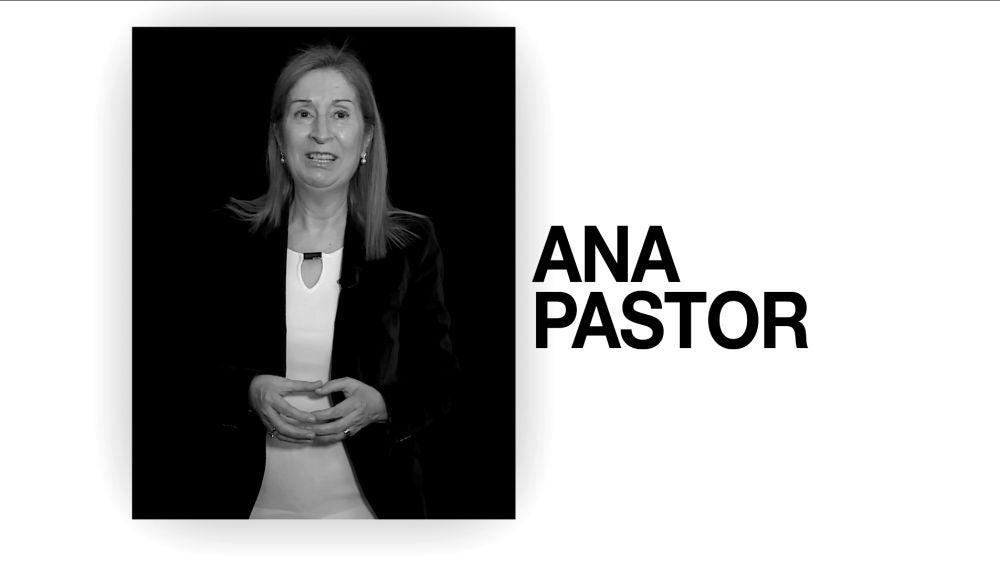 Ana Pastor en '8-Mujeres'