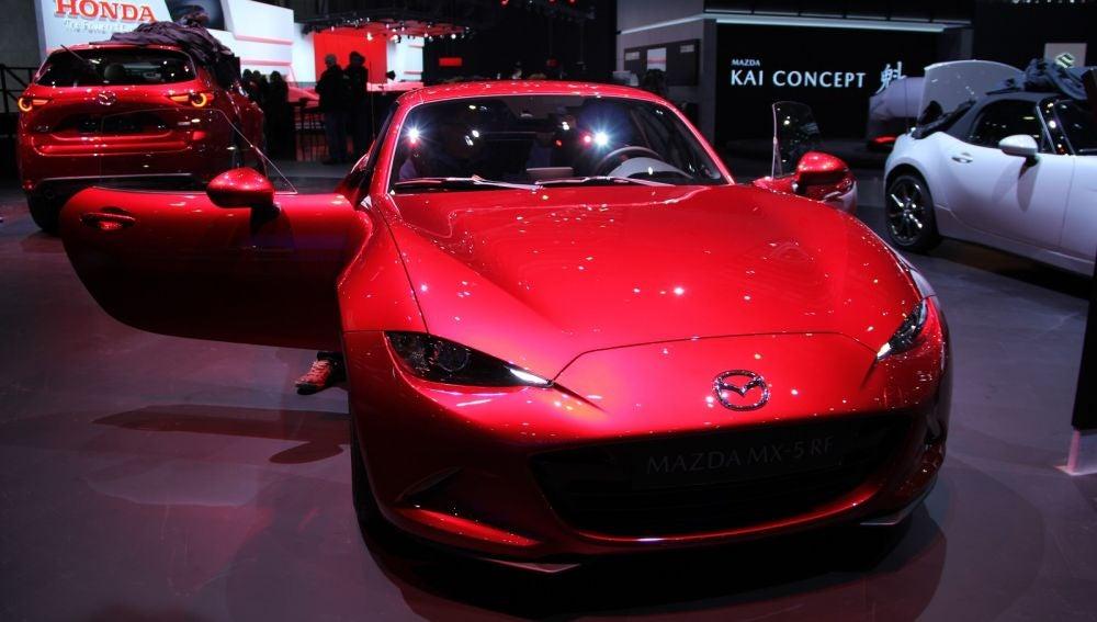 Mazda en el Salón Internacional del Automóvil de Ginebra 2018