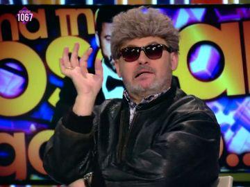 Miki Nadal como Pedro Almodóvar