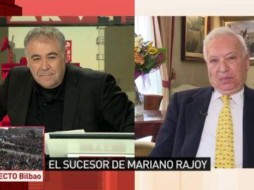 El exministro de Exteriores y diputado del PP, José Manuel García-Margallo
