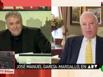 El exministro José Manuel García-Margallo