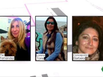 Investigan la desaparición de tres mujeres en menos de tres semanas en Asturias