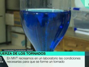 Conocemos las condiciones para que se forme un tornado