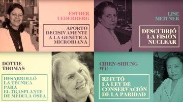 Cinco investigadoras piden  igualdad en la comunidad científica