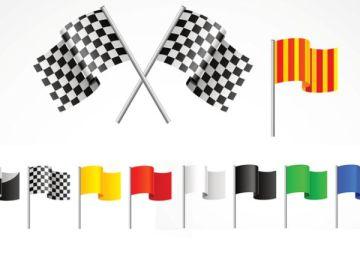 Banderas de la Fórmula 1