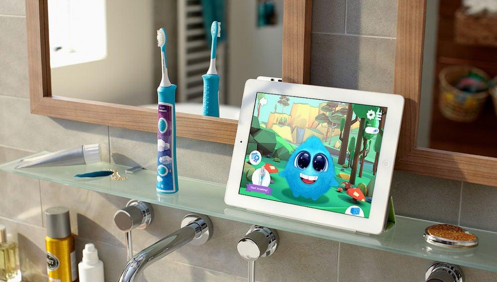Tablets hasta para lavarse los dientes