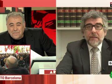 Jordi Pina, abogado de Jordi Sànchez