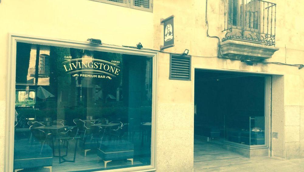 El bar Livingstone de Salamanca