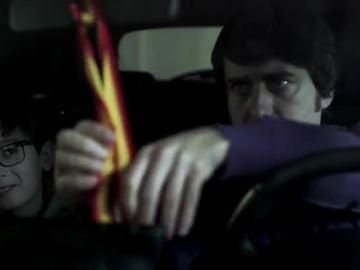 Fotograma del corto 'Rojo, amarillo y rojo'