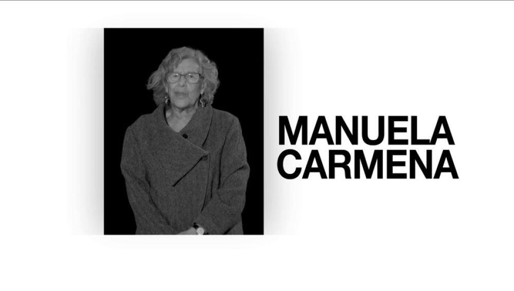 8-MUJERES: Manuela Carmena