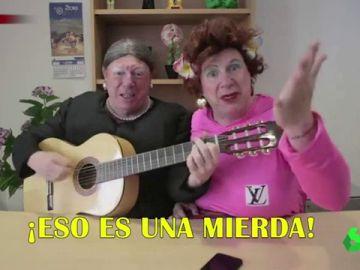 Videoclip de Los Morancos sobre las pensiones