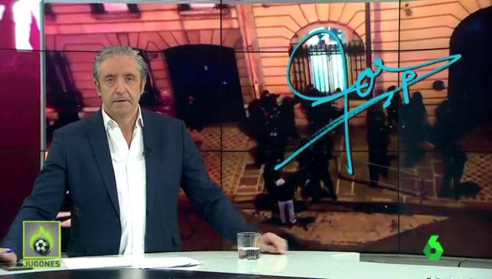 """""""Los ultras no son un problema para el Madrid. Los ultras son un problema… para el PSG"""""""