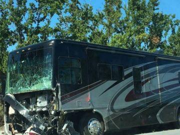 Accidente con cuatro turistas españolas fallecidas en Miami
