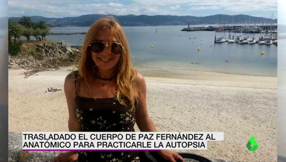 Confirman que el cadáver hallado en el embalse de Arbón es el de Paz Fernández Borrego, desaparecida el 13 de febrero