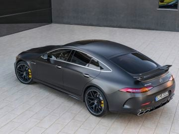 Mercedes AMG GT 4-Door Coupé
