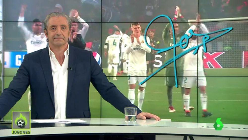 """""""Bale no está y lo de Benzema roza el esperpento. A los dos… Gracias por todo y adiós"""""""