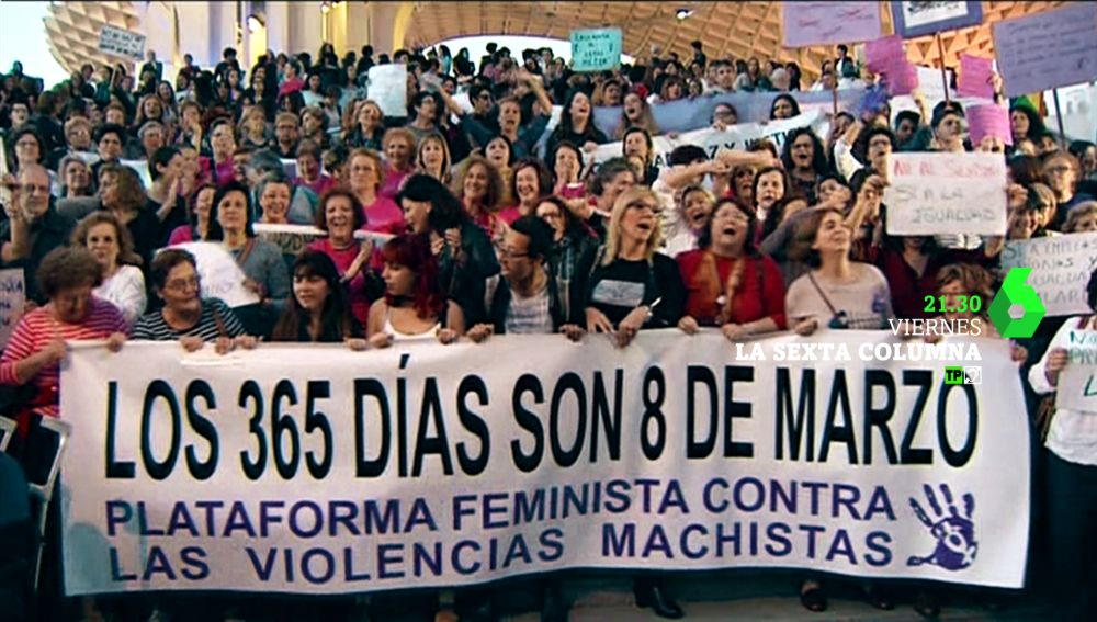 Feminismo: este programa es para hombres; en laSexta Columna