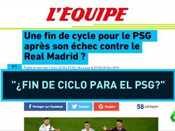 La prensa francesa, contra el PSG