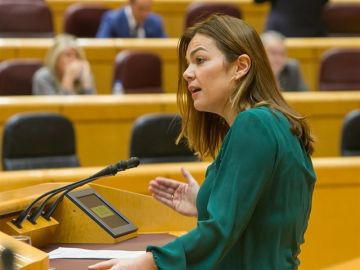 López Santana, senadora de Nueva Canarias