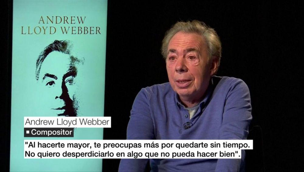 Andrew Lloyd Webber, el alma que se esconde detrás de los grandes musicales de Broadway