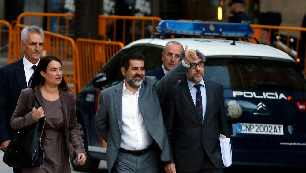 El juez Llarena no resolverá sobre la libertad de Jordi Sánchez antes del pleno investidura