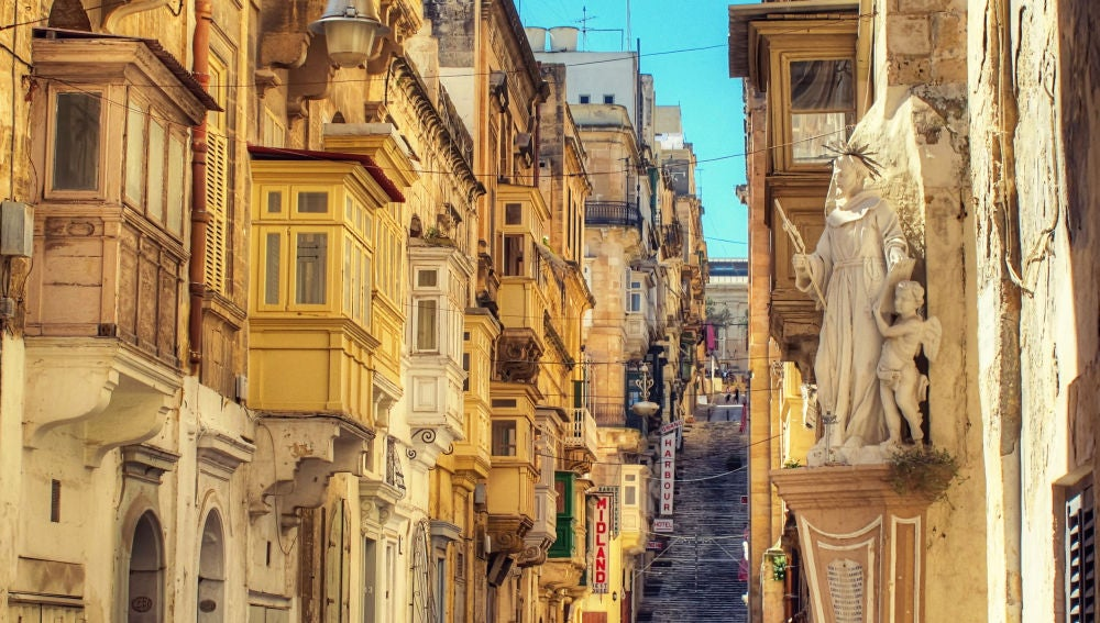Calles La Valetta