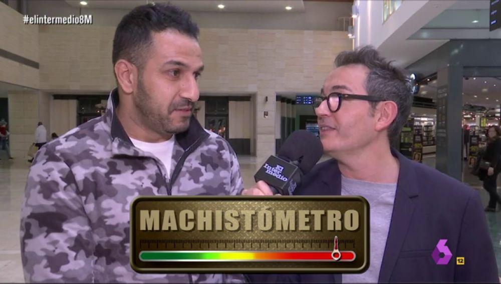 MACHISTOMETRO EL INTERMEDIO