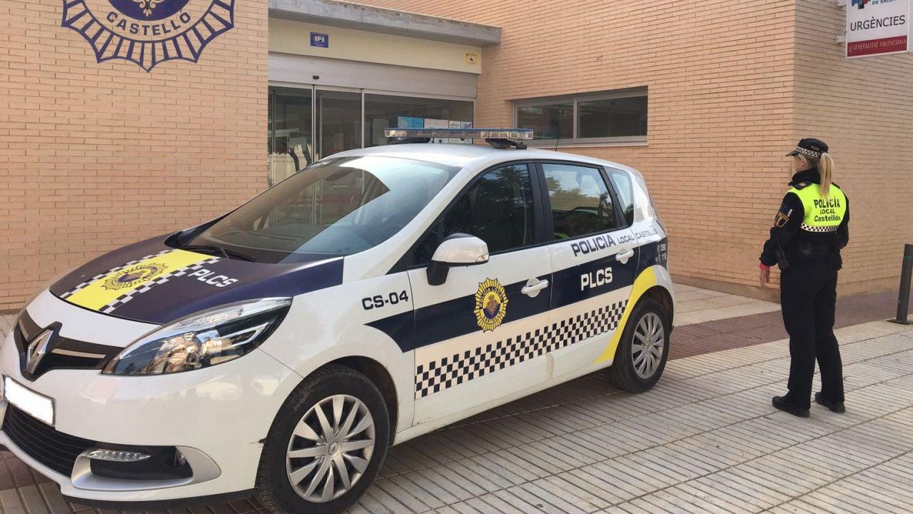 Imagen de archivo de la Policia Local de Castellón
