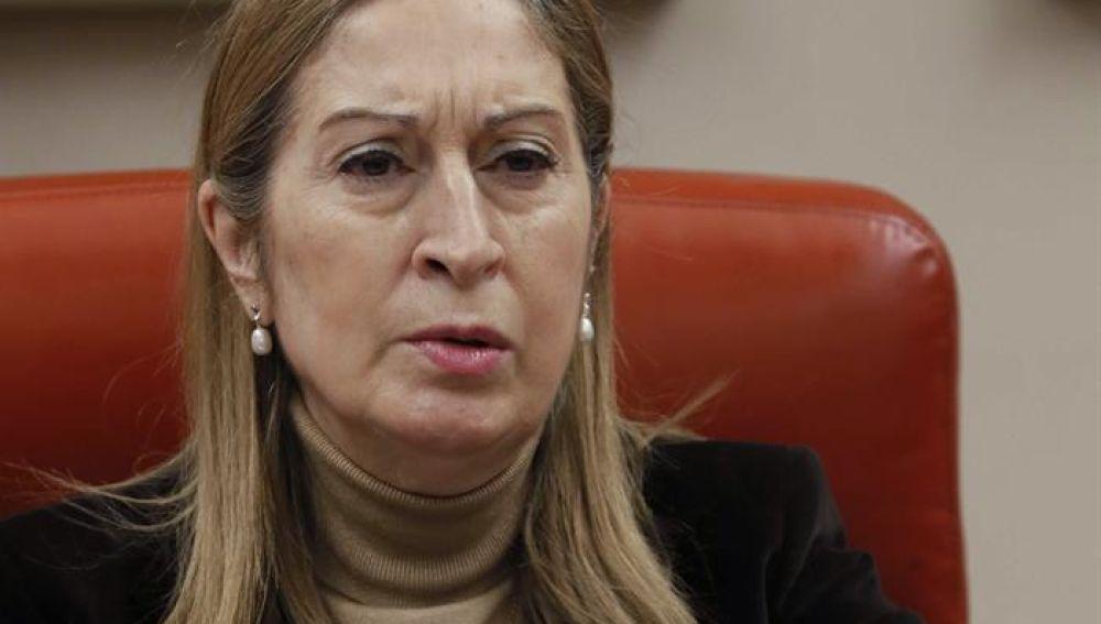 Ana Pastor Julián, presidenta del Congreso